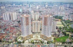 Ngành bất động sản cuối năm 2021